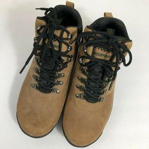 Propet M3188 Waterproof Brown Hiking Trail - 10.5